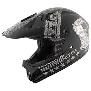 SPEED AND STRENGTH SS2300 DOGS OF WAR OFFROAD YOUTH HELMET