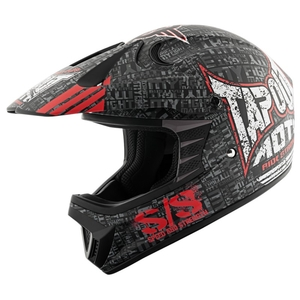 SPEED AND STRENGTH SS2300 TAPOUT MOTO OFFROAD YOUTH HELMET