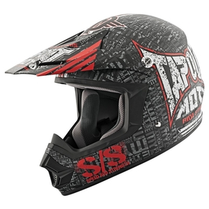SPEED AND STRENGTH SS2400 TAPOUT MOTO OFFROAD HELMET