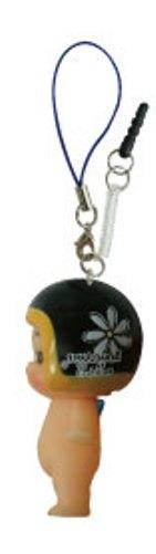 DAMMTRAX Kewpie Key Ring FLOWERJET