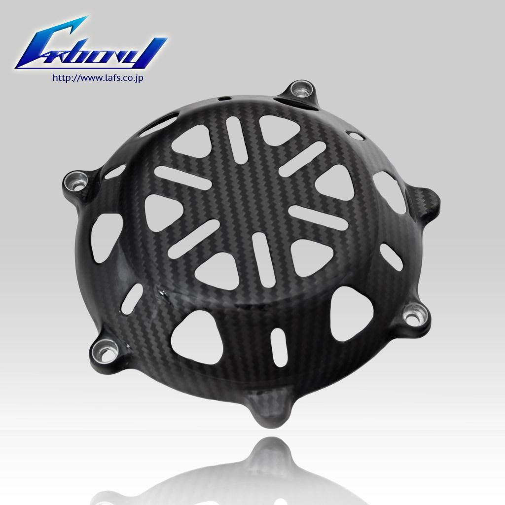 【Carbony】乾式碳纖維 乾式離合器蓋 - 「Webike-摩托百貨」