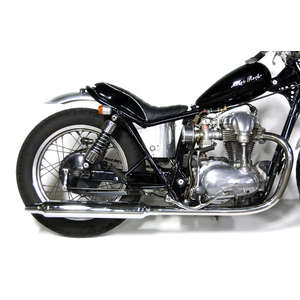 MOTOR ROCK Vintage Full Exhaust System