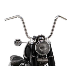 MOTOR ROCK 69 Bar Short Chopper Style 1-inch