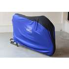TYGA PERFORMANCE TYGA Motorcycle Cover Blue/Black (for Race)