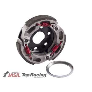 TOP RACING TOP RACING CLUTCH FOR S1V MBK BOOSTER 97 - PIAGGIO TYPHOON, 3 SKATES Φ107MM