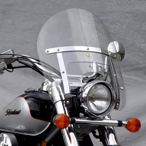 Ветровики для мотоциклов своими руками