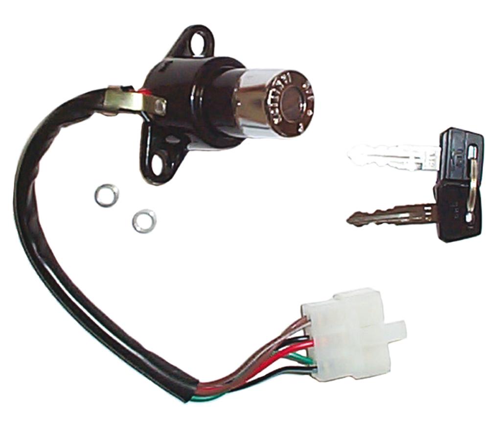 Europe Import Goods Ignition Switch Honda Cb250 6567 Ruckus Wiring Spacer