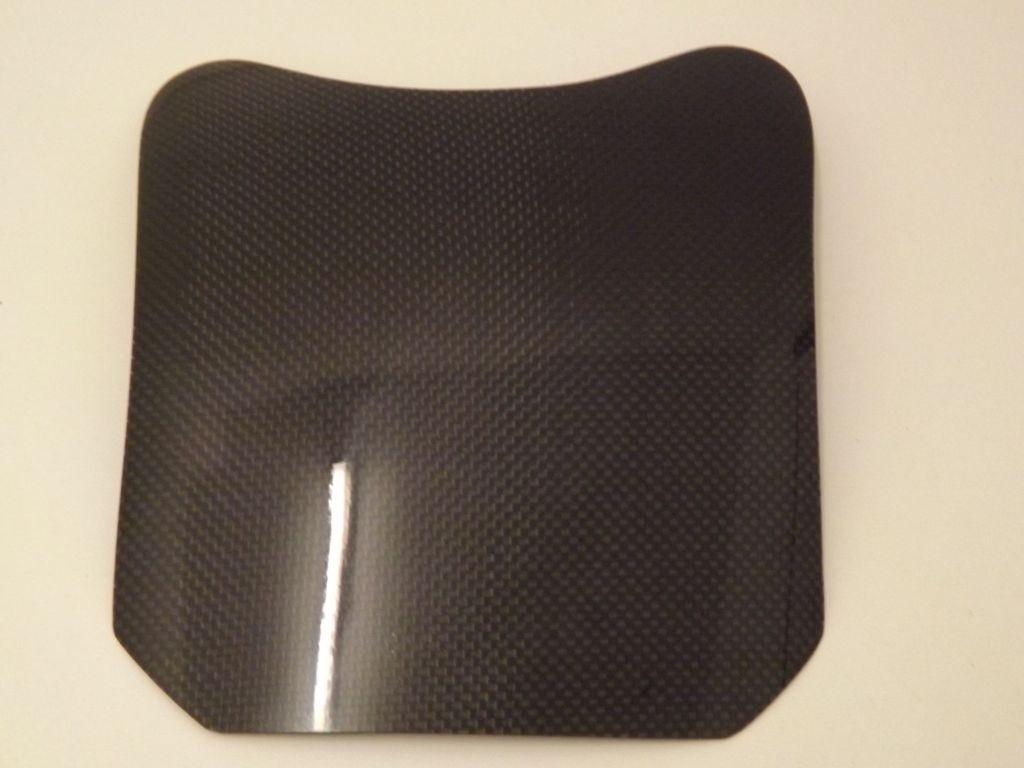 PYRAMID PLASTICS Carbon Tank Shield