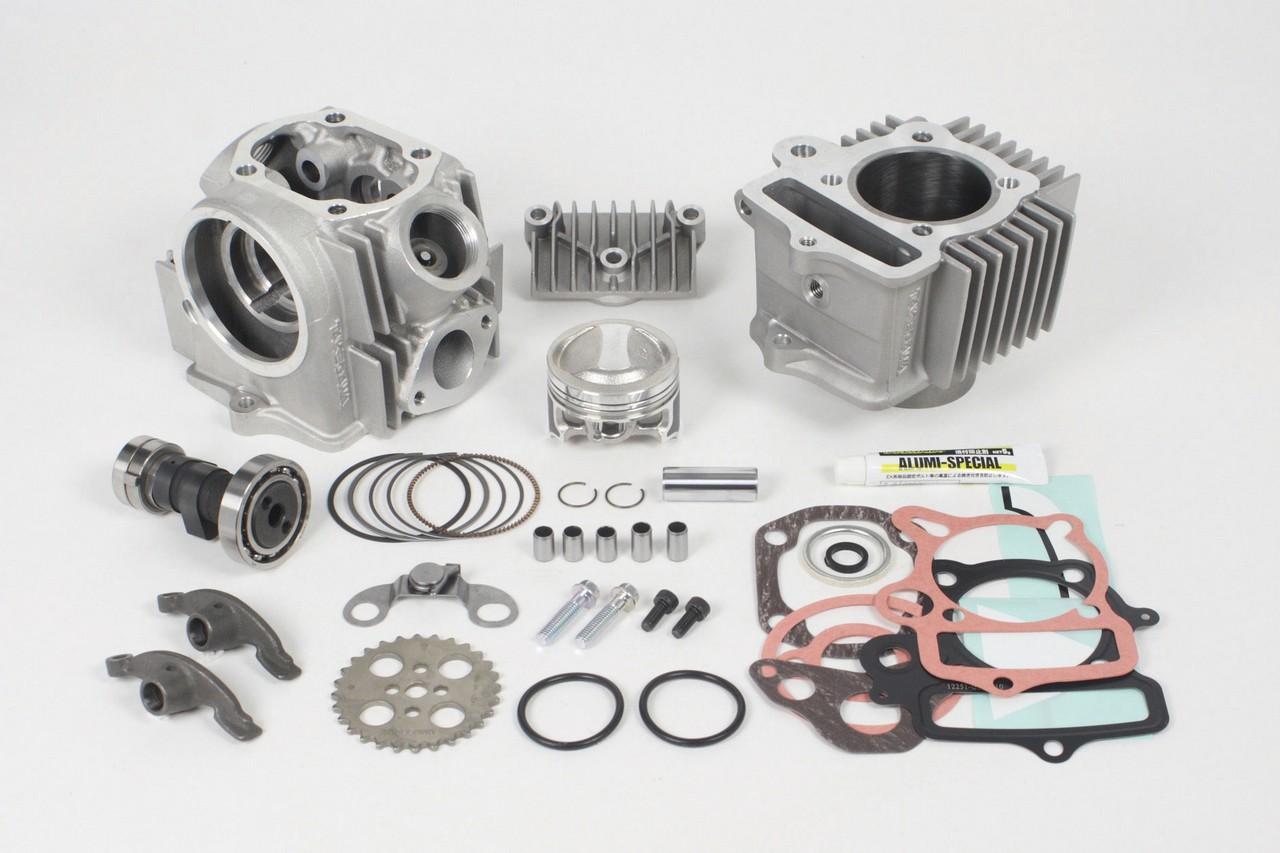SP TAKEGAWA 17 RStage + DBore Up Kit 88 cc ( HCylinder )