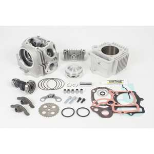 SP TAKEGAWA (Special Parts TAKEGAWA) 17R Stages +D Bore Up Kit 106cc(Scud Cylinder)