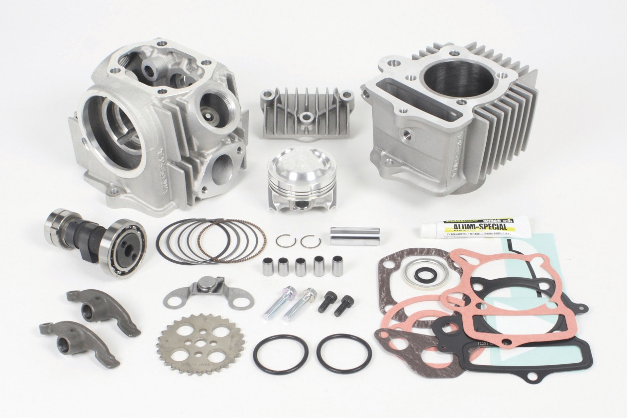 Bore Up Parts : Sp takegawa special parts takeg r bühne d bore up