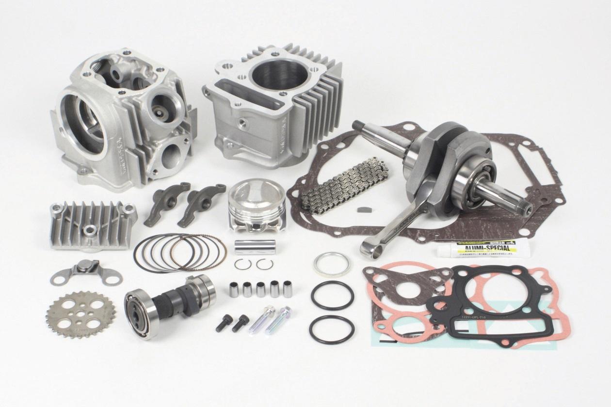 SP TAKEGAWA 17 RStage+D bore & Stroke up 106 cc ( HCylinder / 2 B )