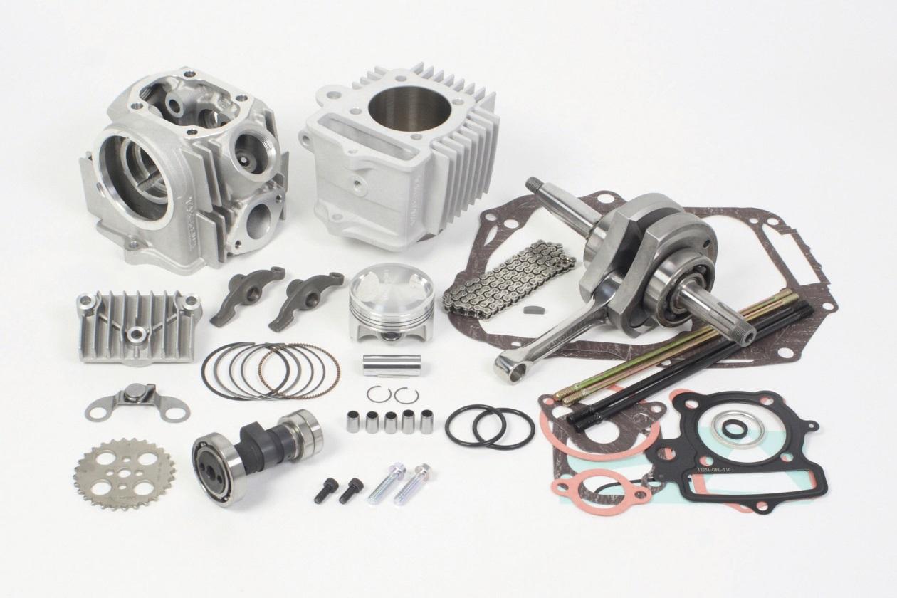 SP TAKEGAWA 17 RStage+D bore & Stroke up 124 cc ( HACylinder / 2 B )