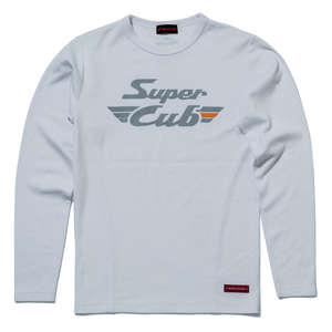 HONDA RIDING GEAR [Closeout Item] [HONDA x SHINICHIRO ARAKAWA] [Cub] Long T-Shirt [Special Price Item]
