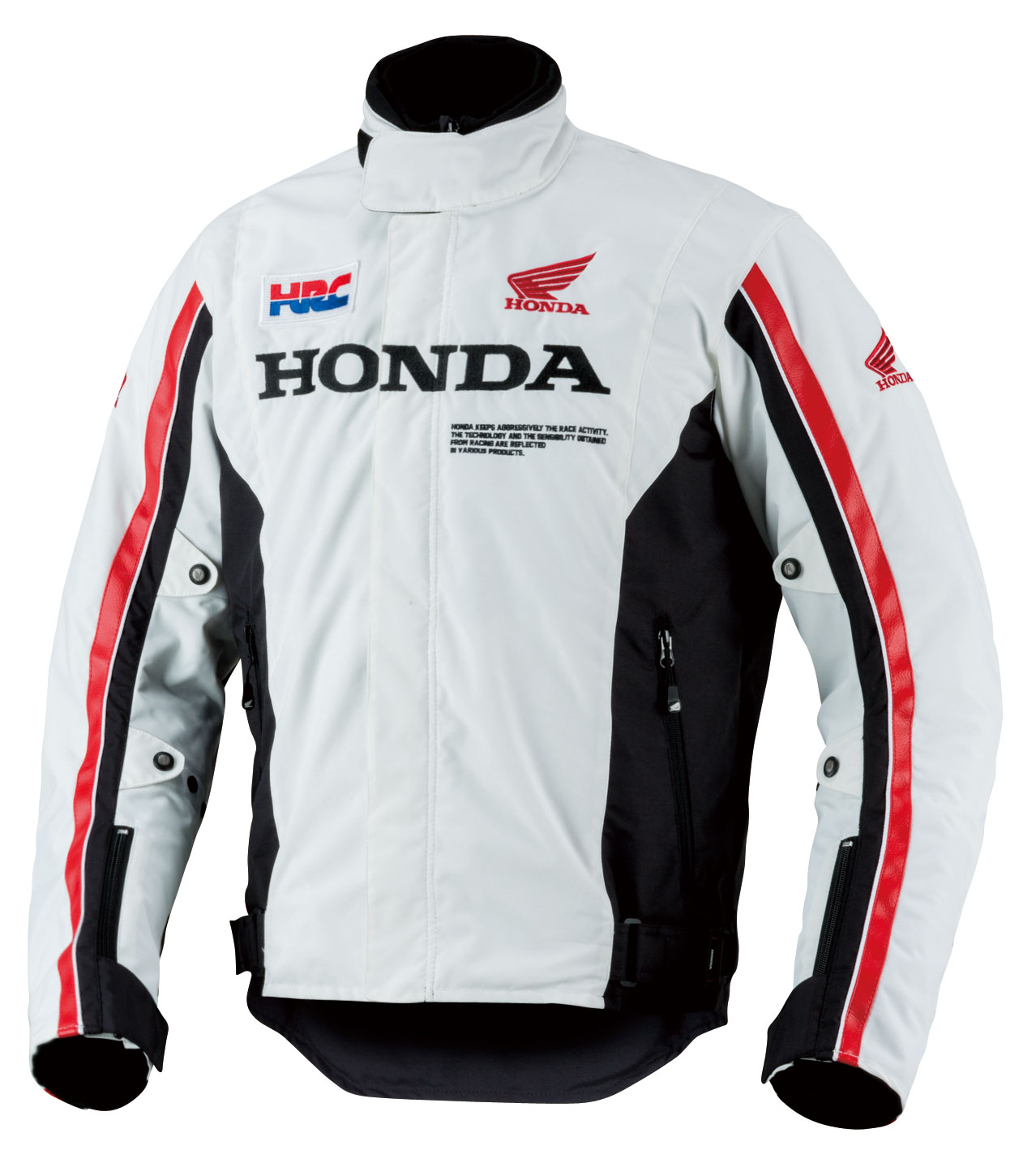 HONDA RIDING GEAR : [HRC] All Season Reitblouson [0SYTN-W3L-WS]