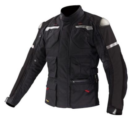 KOMINE JK - 578 GTXTourerWinter jacket Titanium