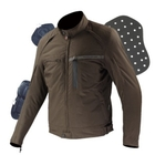 KOMINE JK-584 Protect Short Winter Jacket HIRAFU