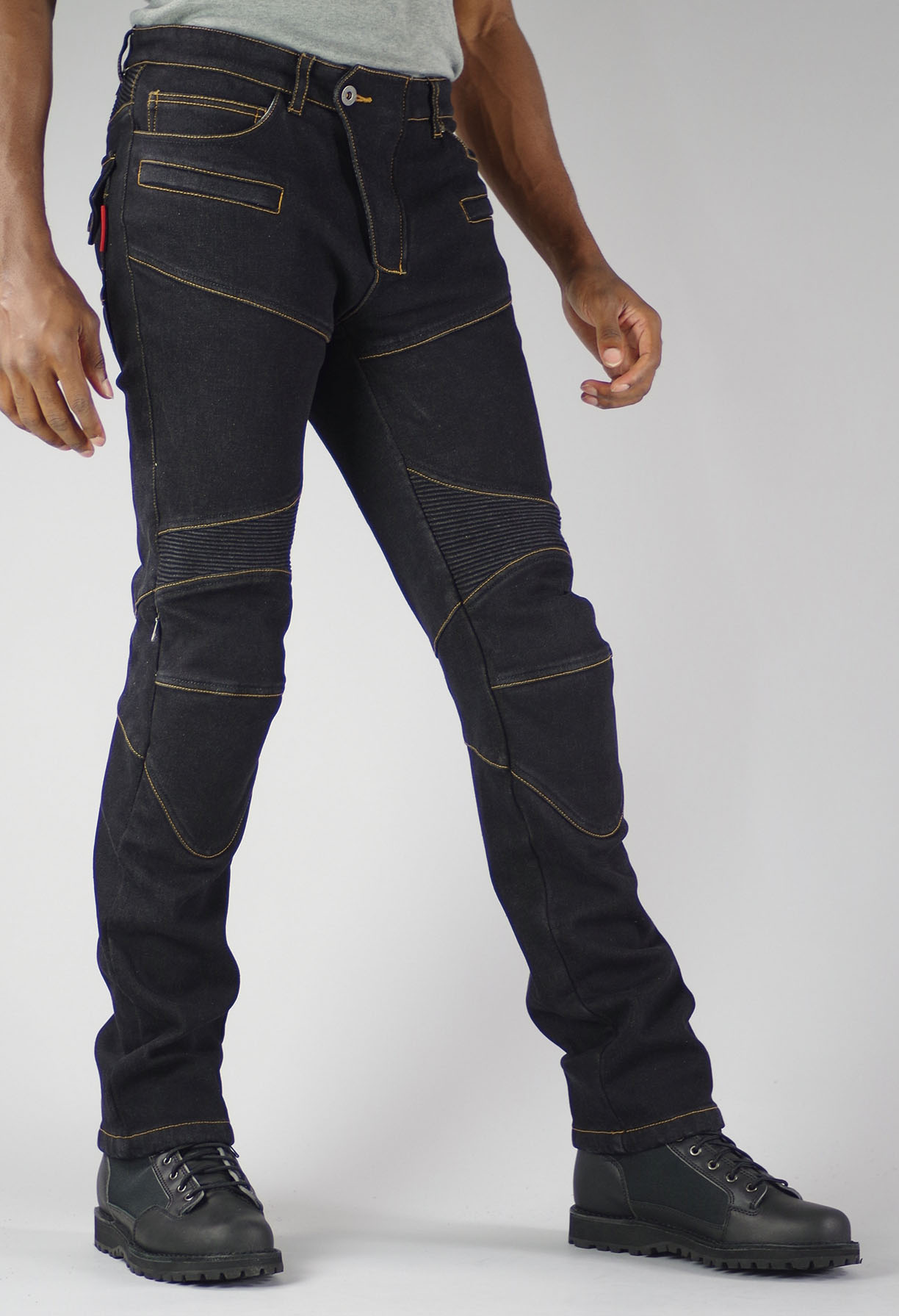 KOMINE Jeans in denim caldo Super Fit WJ-921S