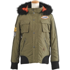 S・O・A・B Military Wicked Winter Jacket