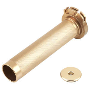 ZETA Aluminum Throttle Tube Kashima Coat