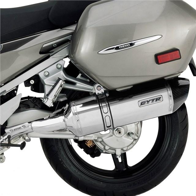 GYTR(R) FJR1300(TM) 排氣管尾段