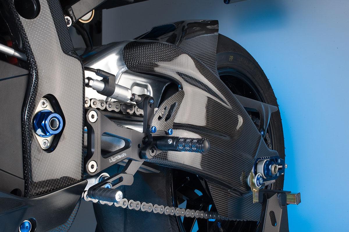 碳纖維零件 SUZUKI用 車架 護蓋