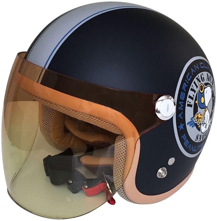AXS SNOOPY Bikers Sisters Helmet