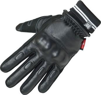 CK針織袖口冬季皮革手套(OUTLET出清商品)