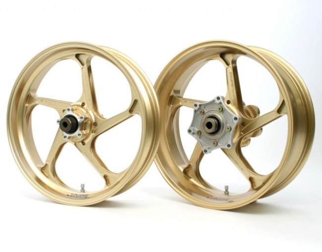 GALE SPEED Forged Aluminum Wheel [TYPE-GP1S] Glass Coating Front