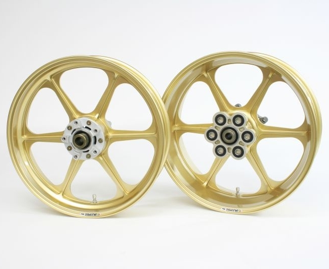 GALE SPEED Forged Aluminum Front Wheel [TYPE-N]