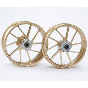 GALE SPEED Forged Aluminum Front Wheel [TYPE-R] Glass Coating