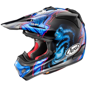 Arai Casco V-CROSS4 BARCIA