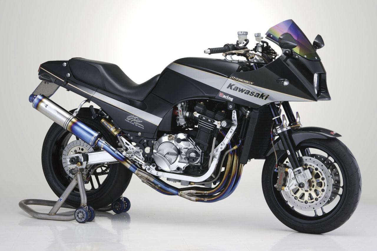 K-FACTORY Titanium Full Exhaust System