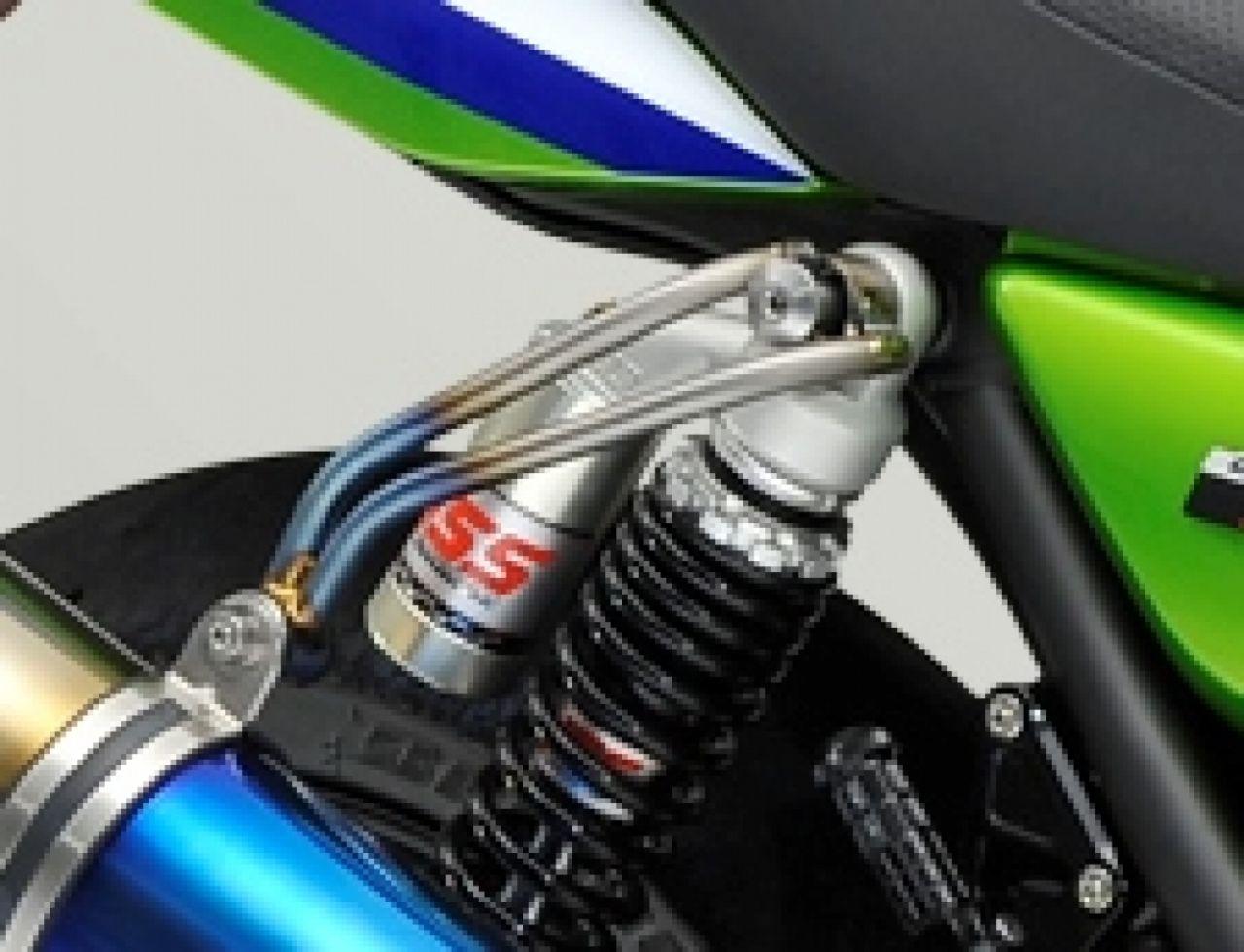 鈦合金排氣管支架