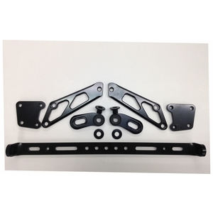 K-FACTORY Standard Oil Cooler Bracket Kit
