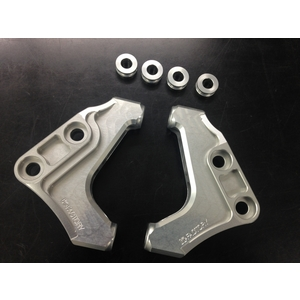 K-FACTORY Front Caliper Support for OHLINS Upright