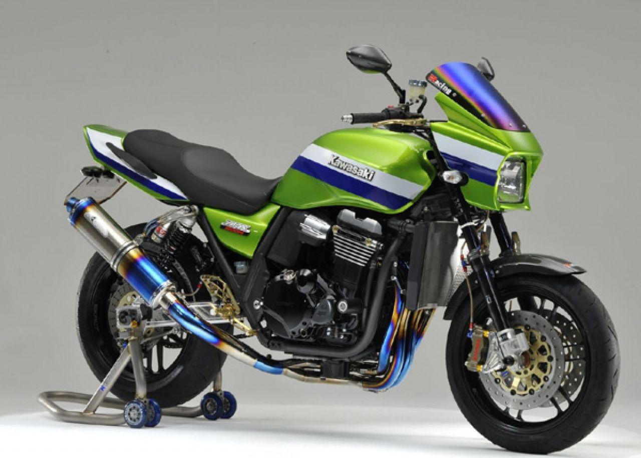 Kawasaki Zxr M Exhaust