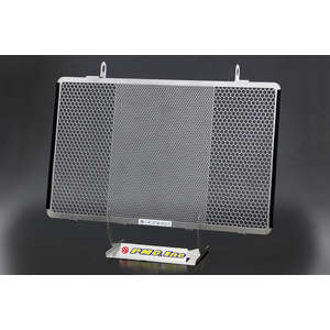 PMC(Performance Motorcycle Creative) Hex Core Protector for Radiator [Special Price Item] [PMC Winter Sale]