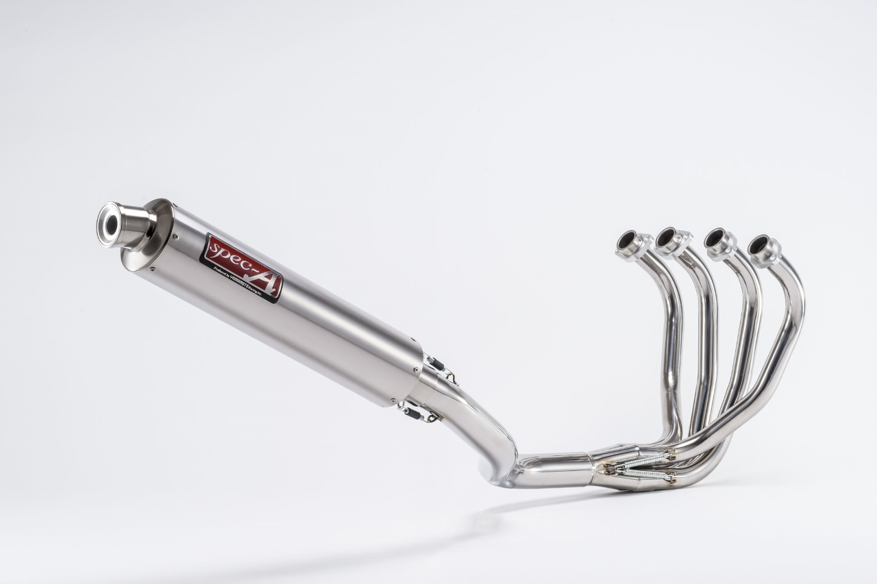 SPEC-A Full Exhaust System