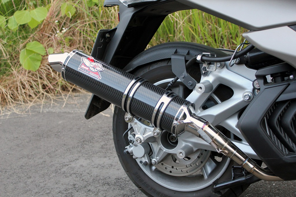 WRRP Carbon Full Exhaust System