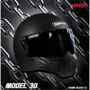 NORIX SIMPSON Casco M30