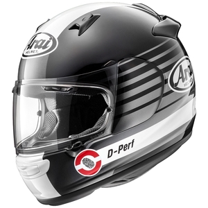 Arai 【Items eligible for OutletSale】 QUANTUM - J PAGE [ Silver ] Helmet 【Specials Items】