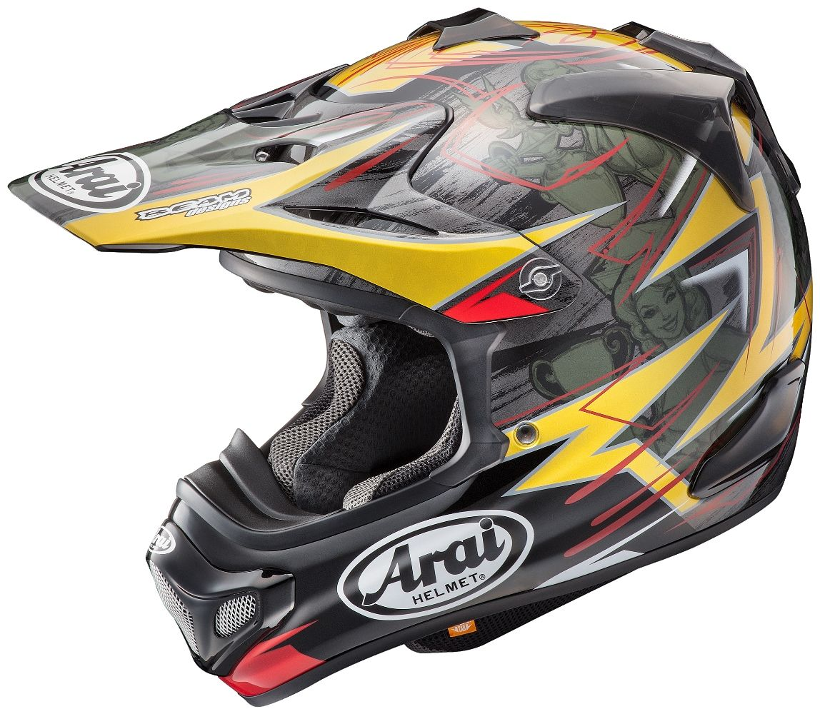Arai V-CROSS4 TICKLE