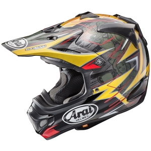Arai V-CROSS 4 (VX-PRO 4) TICKLE Helmet