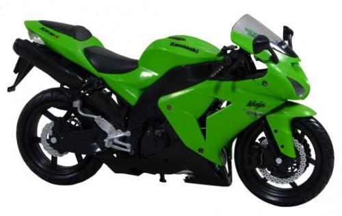 [完成品摩托車模型] 1/12比例 Kawasaki ZX-10R