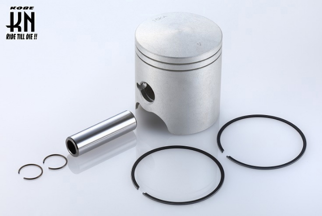 KN Planning PORT9 pour BIG Bore Kit Piston Kit 57mm