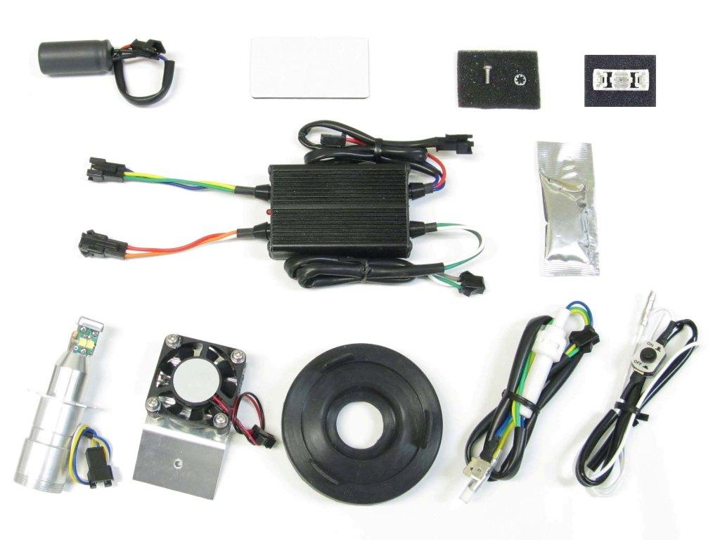 PROTEC LB7W-BS LED Headlight Valve