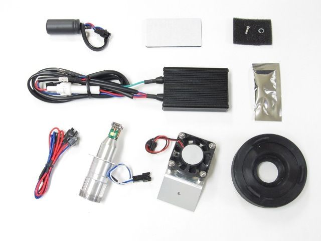 PROTEC LB7H-BS LED Headlight Valve