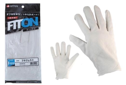 #431 Fiton・豬皮工作手套