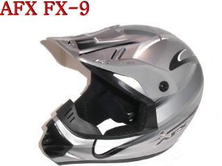 KN Planning Motocross Helmet AFX FX-9